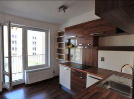Pronájem bytu 1+kk/B, 36m2, Praha 9, nový, zařízený