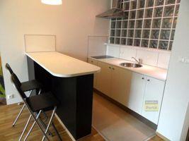 Pronájem bytu Praha 4 - Chodov, byt 1+kk/T, 30m2, nový, zahrada, garážové stání