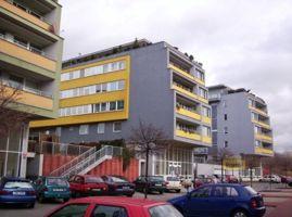 Pronájem bytu Praha 8 - Troja, 2+kk, 48m2, nový, zařízený, parkovací místo