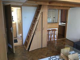 Pronájem bytu 1+kk, 25m2, Praha 6 - Bubeneč, zařízený