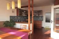 Pronájem bytu 3+1/L, 117m2, Praha 5 - Motol, nový, garáž