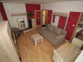Pronájem bytu 1+kk, 27m2, Praha 4 - Krč, po rekonstrukci, zařízený
