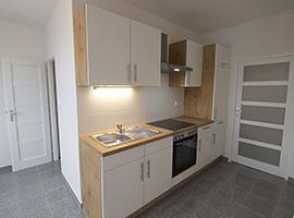 Pronájem bytu Praha 9, byt 2+1/L, 59m2, Praha 9 - Letňany